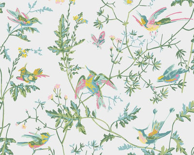 Cole & Son Hummingbirds 112/4015 Wallpaper