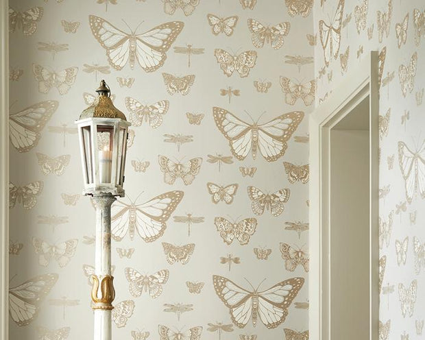 Cole & Son Butterflies & Dragonflies 103/15067 Wallpaper