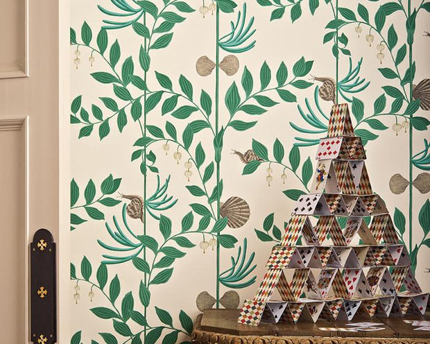 Cole & Son Secret Garden 103/9031 Wallpaper