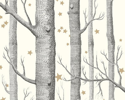 Cole & Son Woods & Stars 103/11050 Wallpaper
