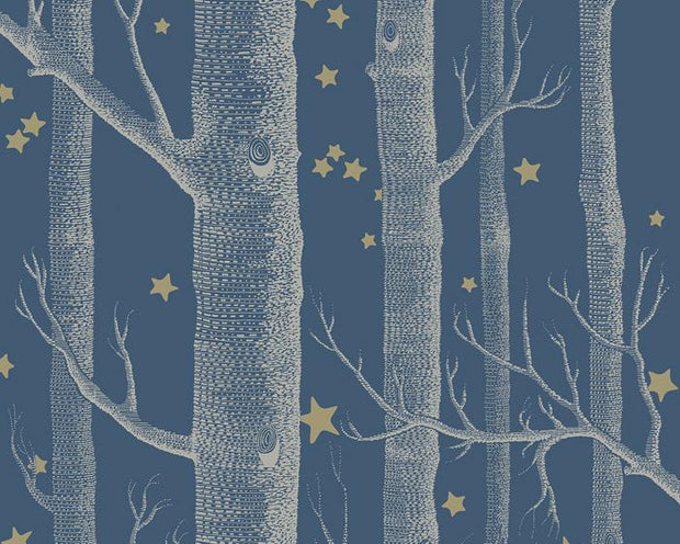Cole & Son Woods & Stars 103/11052 Wallpaper