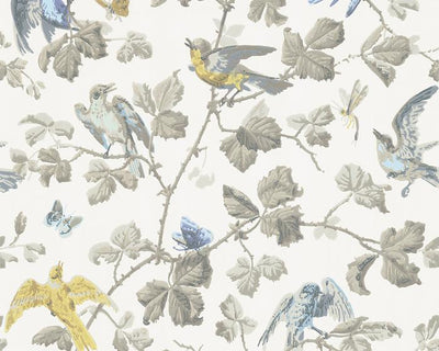 Cole & Son Winter Birds 100/2008 Wallpaper
