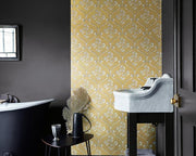 Little Greene Cranford Sky Blue 0280CFSKYBL Wallpaper