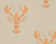 Sanderson Cromer Rust 216589 Wallpaper