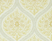 Sanderson Caspian Madurai Lemon 216756 Wallpaper