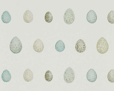 Sanderson Nest Egg Eggshell/Ivory 216502 Wallpaper