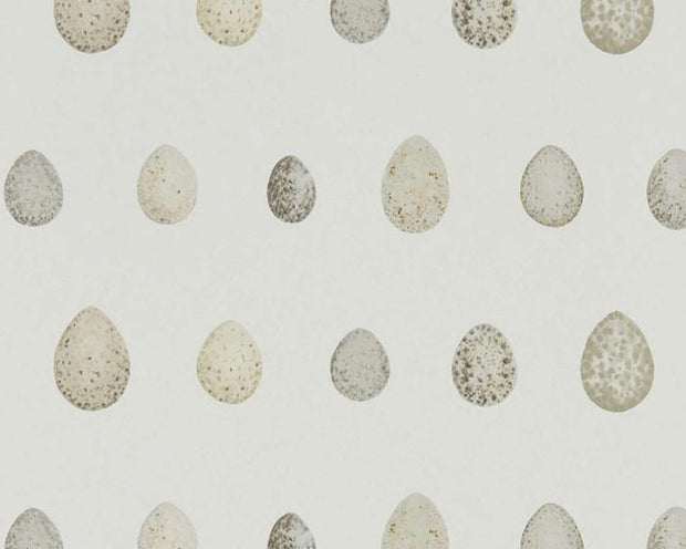 Sanderson Nest Egg Almond Stone 216503 Wallpaper
