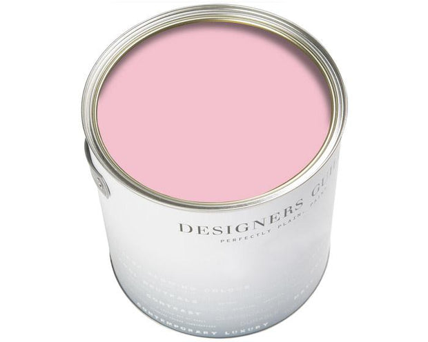 Designers Guild Perfect Eggshell Dianthus Pink 132 Paint