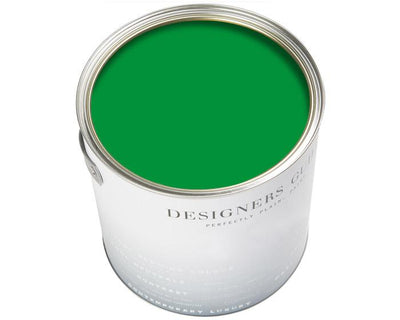 Designers Guild Perfect Eggshell Emerald 92 Paint