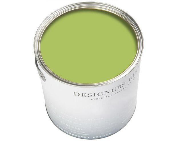 Designers Guild Perfect Floor Green Apple 95 Paint
