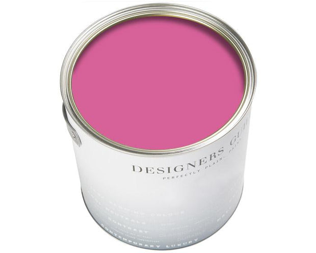 Designers Guild Perfect Matt Emulsion Lotus Pink 127 Paint