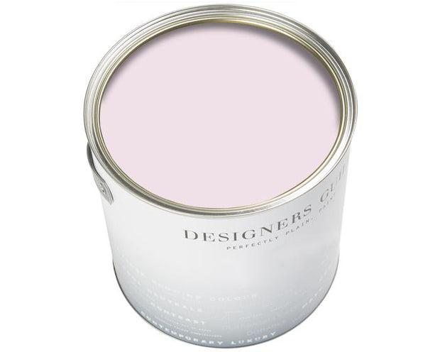 Designers Guild Perfect Matt Emulsion Palest Pink 133 Paint