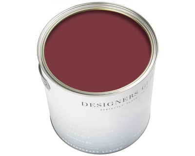 Designers Guild Perfect Eggshell Red Velvet 120 Paint