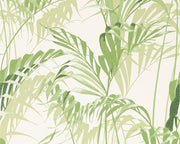 Sanderson Palm House Botanical Green 216643 Wallpaper