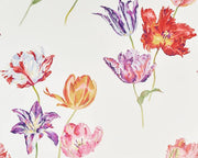 Sanderson Tulipomania Botanical 216666 Wallpaper