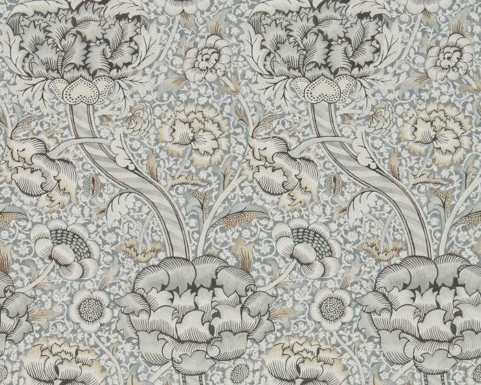 Morris & Co Wandle Grey/Stone 216423 Wallpaper