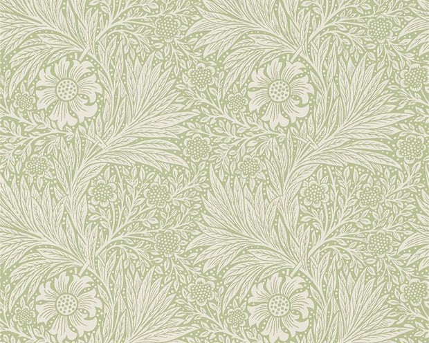 Morris & Co Marigold Artichoke 216483 Wallpaper