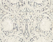 Morris & Co Pure Pimpernel Black Ink 216539 Wallpaper