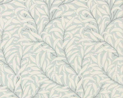 Morris & Co Willow Bough Eggshell/Chalk 216024 Wallpaper