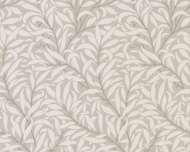 Morris & Co Willow Bough Dove/Ivory 216025 Wallpaper