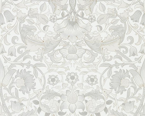 Morris & Co Lodden Chalk/Eggshell 216030 Wallpaper