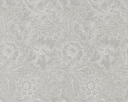 Morris & Co Poppy Dove/Chalk 216032 Wallpaper