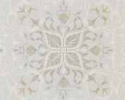 Morris & Co Net Ceiling Stone/Chalk 216037 Wallpaper