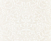 Morris & Co Pure Acorn Ivory/Pearl 216044 Wallpaper