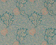 Morris & Co Apple Indigo Antique 216690 Wallpaper
