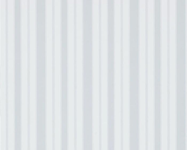 Sanderson Cecile Stripe Dove 214579 Wallpaper