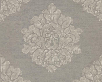 Sanderson Laurie Charcoal 216270 Wallpaper