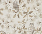 Sanderson Wallpapers Owlswick Linen 216598 Wallpaper
