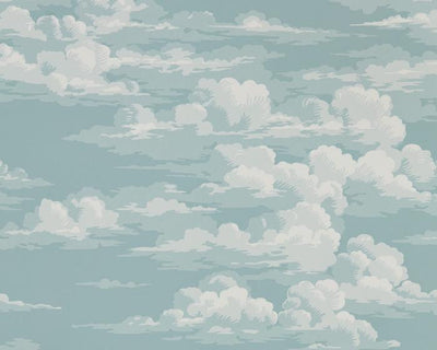 Sanderson Wallpapers Silvi Clouds Sky 216599 Wallpaper