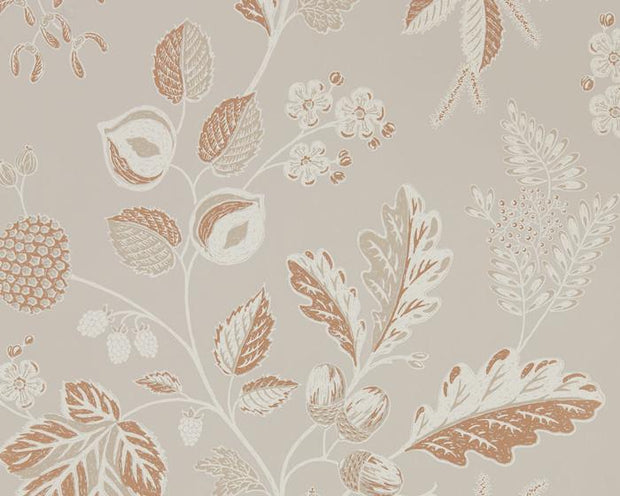 Sanderson Wallpapers Warwick Taupe 216615 Wallpaper