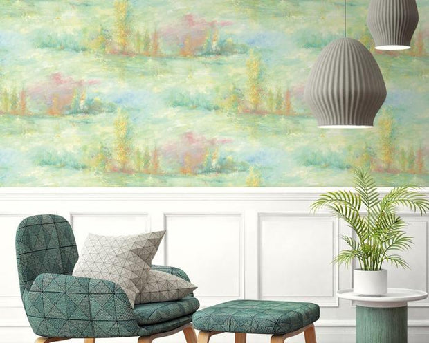 Today Interiors French Impressionist FI70807 Wallpaper