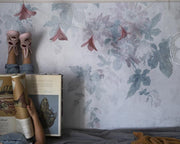 Sandberg Faded Passion Grey 623-16 Wallpaper
