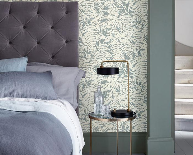 Little Greene Fern Clearing 0290FECLEAR Wallpaper