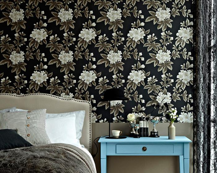 Little Greene Grosvenor Street Parlour 0282GRPARLO Wallpaper