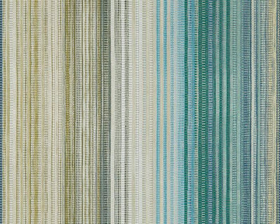Harlequin Spectro Stripe Emerald/Marine 111962 Wallpaper