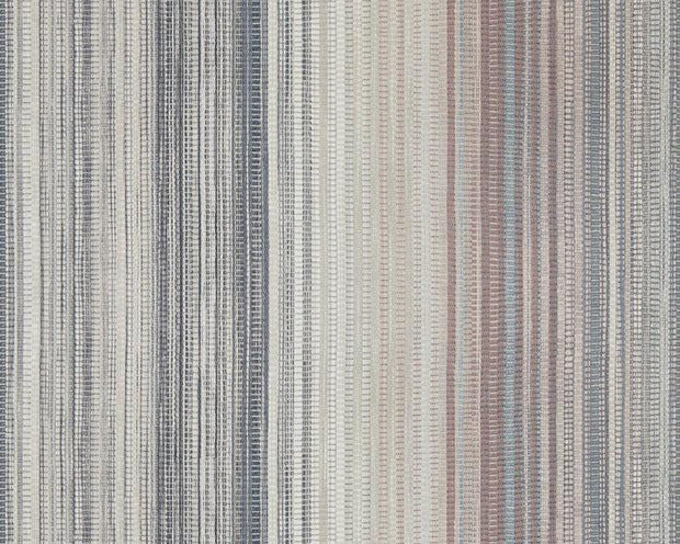 Harlequin Spectro Stripe Steel/Blush 111964 Wallpaper