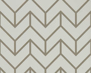 Harlequin Tessellation Slate/Chalk 111987 Wallpaper