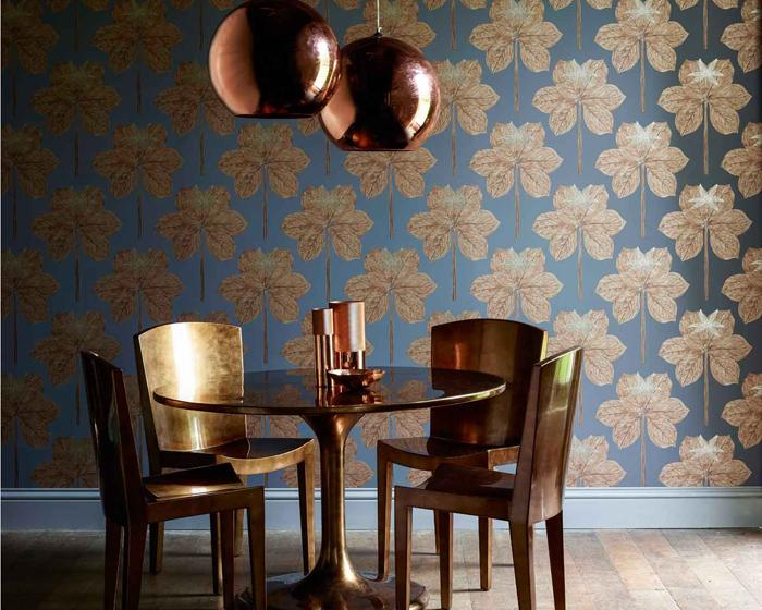 Harlequin Lovers Knot Seaglass 111228 Wallpaper