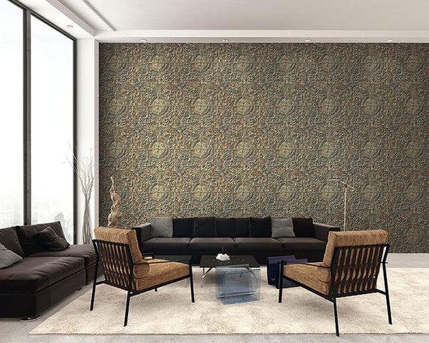 Today Interiors Modern Foundation IR70604 Wallpaper