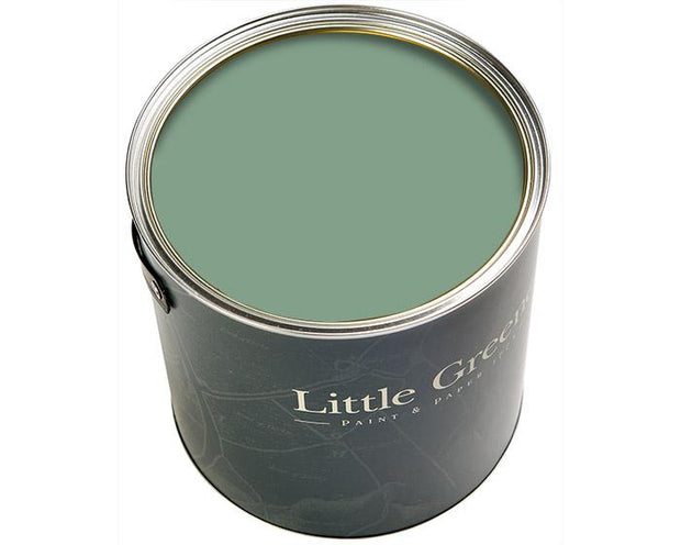 Little Greene Distemper Aquamarine Deep 198 Paint