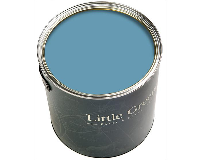 Little Greene Intelligent Satinwood Blue Verditer 104 Paint