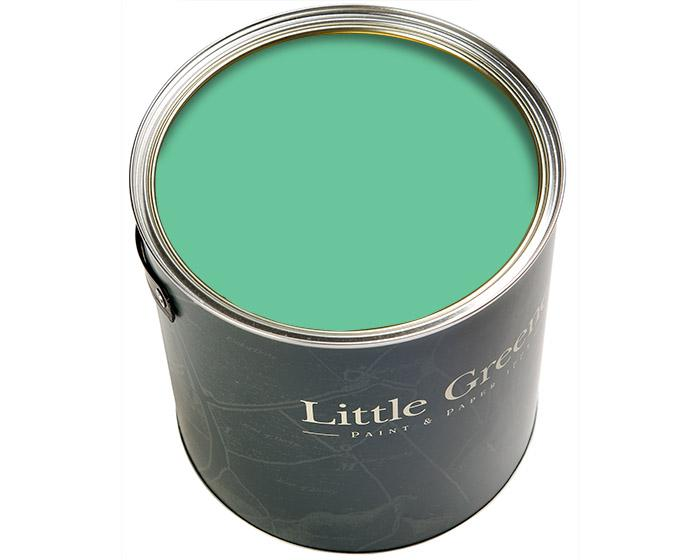 Little Greene Intelligent Eggshell Green Verditer 92 Paint