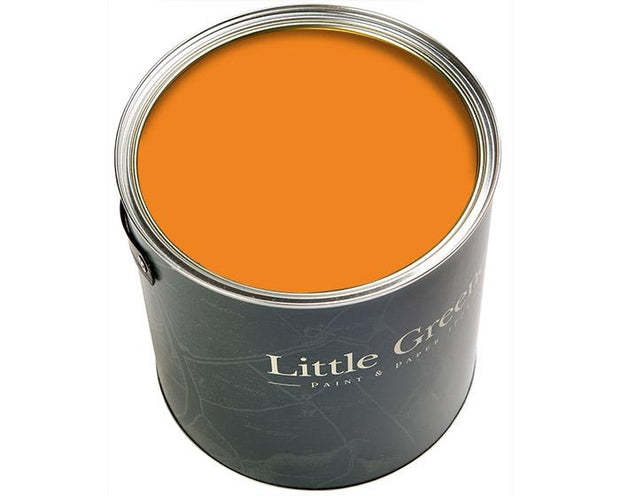 Little Greene Intelligent Satinwood Marigold 209 Paint