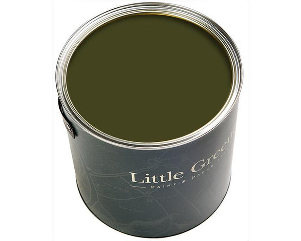Little Greene Flat Oil Eggshell Olive Colour 72 Paint