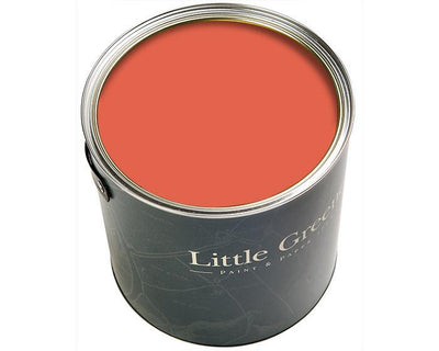 Little Greene Intelligent Exterior Masonry Orange Aurora 21 Paint
