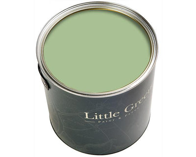 Little Greene Intelligent Exterior Eggshell Pea Green 91 Paint